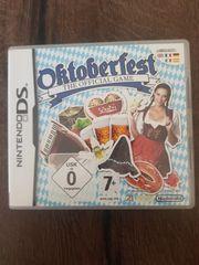 Nitendo Ds Spiel Oktoberfest