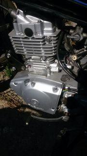 suzuki 125 Gn Gs Motor