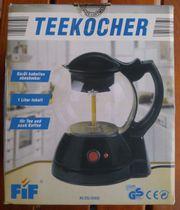 Tee- Kaffeekocher FiF Neu unbenutzt