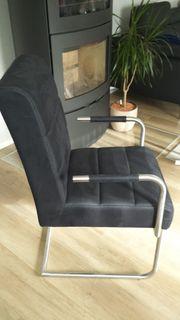 Super bequeme Freischwinger Sessel