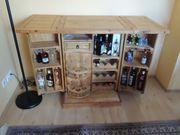 Bar -Schrank Pinie maaaiv Mexiko-Stil