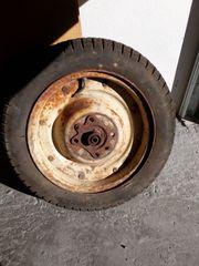Puch RL 125 Roller Felge