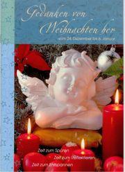 Buch Gedanken von Weihnachten her