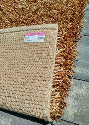 Teppich - großer moderner hochwertiger Hochflor-Webteppich