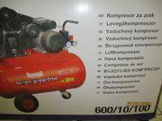 Luftkompressor Herkules 600 10 100