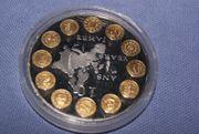 Münzen siehe Bilder