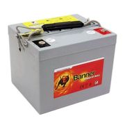 2 fabrikneue Batterie BANNER SGB12-80