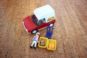 Playmobil 4411 Frischedienst Bäcker Auto