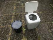 Toilettenstuhl camping