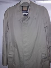 BURBERRY TRENCH Gr 48 50