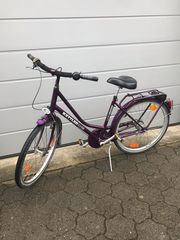 Fahrrad Keller Alu-Rad 7Gang City-Cruiser