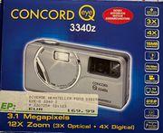 Fotoapparat CONCORD
