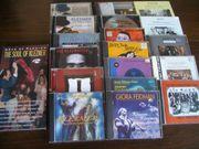 Klezmer CDs insgesamt 23 Stück