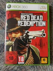 XBOX 360 Spiel Red Dead