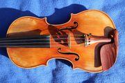 Feine Konzert Solo-ViolineGeige m italienischem
