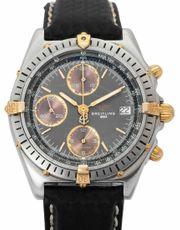 Breitling Chronomat B13048 Stahl Uhr