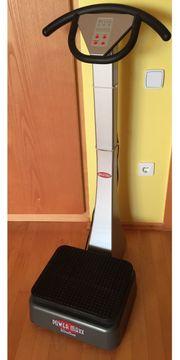 Power Maxx Vibrations Machine Platte -