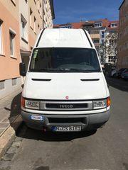 Kastenwagen Iveco Daily UniJet 3513