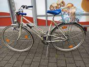 Damen Fahrrad stylisch studentisch
