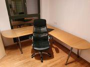 Schreibtisch 200x230cm