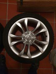 4 Audi Orig felgen 5