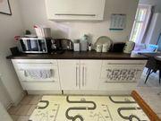Ikea Küche Hochglanz weiß inkl