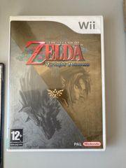 Wii Spiel The Legend of
