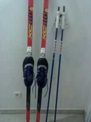 damen langlauf schi