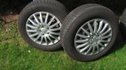 4 Sommerreifen VW Golf IV