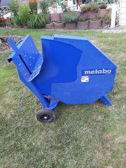 Brennholz-Wippsäge Metabo BW 600 4