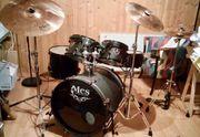 Mes Schlagzeug Komplettset