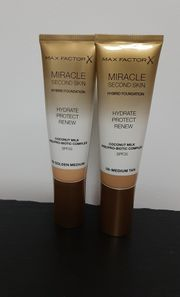 Max Factor - Miracle Second Skin