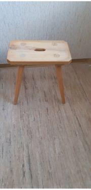 Hocker Holz