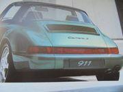 Porsche 993 Rueckleuchte rot