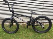 BMX schwarz für Jugendliche