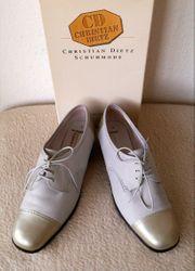CHRISTIAN DIETZ Damen Leder Schuhe