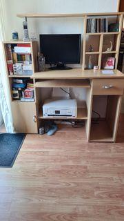 sehr gut erhaltener Schreibtisch