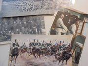 Verkaufe alte Postkarten 1 Wk