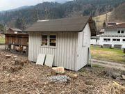 Bienenhütte Gartenhütte