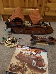 LEGO Star Wars Jabba s