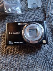 Digitalkamera Panasonic Lumix FS30 wenig