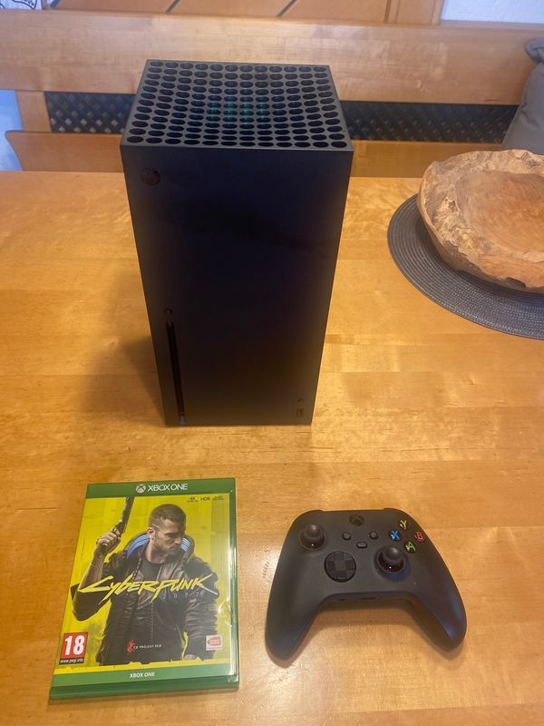Microsoft Xbox Series X - wie neu
