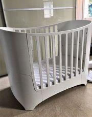 Tolles LEANDER Kinderbett mit Bettverlängerung