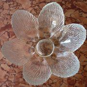 1 Stück Glasschale Dessertschale Obstschale