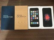 iphone Samsung Schachteln