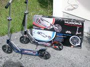 Hudora Big Wheel 2 City-Scooter
