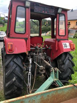 Bild 4 - Steyr 658 - Krumbach