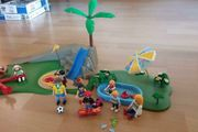 Playmobil Pool Spielplatz
