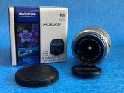 Olympus Objektiv M Zuiko Digital