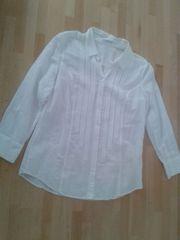 Bonita Bluse Gr 40 weiß